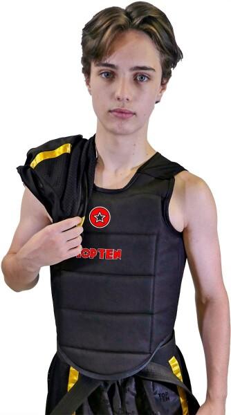 Bilde av TOP TEN brystbeskyttelse for barn