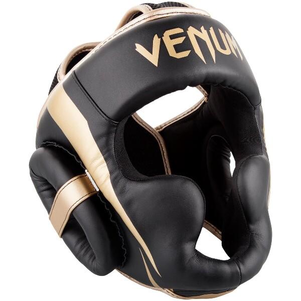 Bilde av VENUM Elite Hodebeskyttelse/Hjelm - Svart/Gull