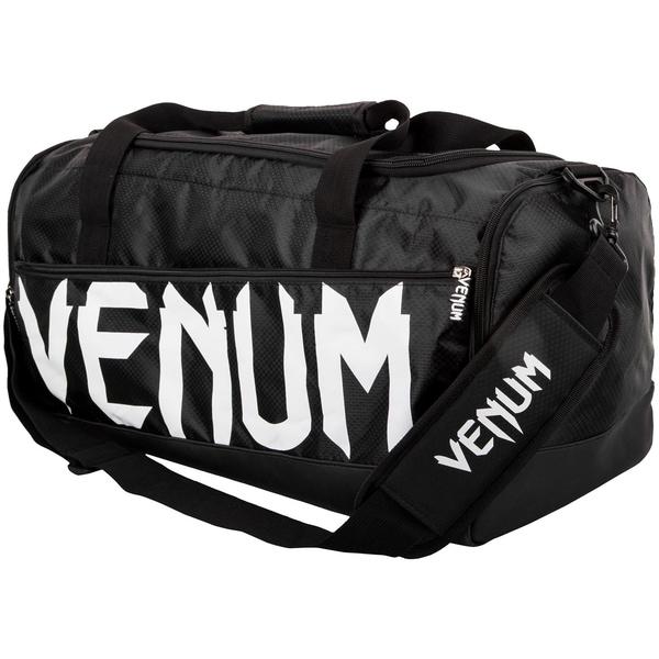 Bilde av VENUM Sparring Sportsbag - Svart/Hvit