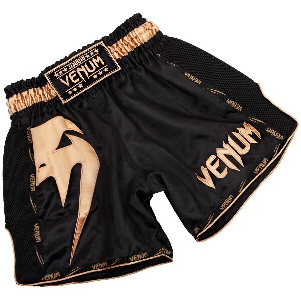 Bilde av VENUM Bangkok Giant Muay Thai shorts - Svart/Gull