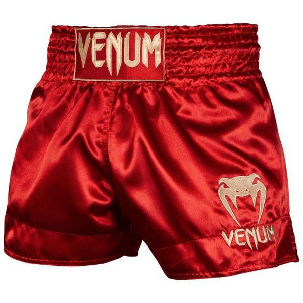 Bilde av VENUM Classic Muay Thai shorts - Rød