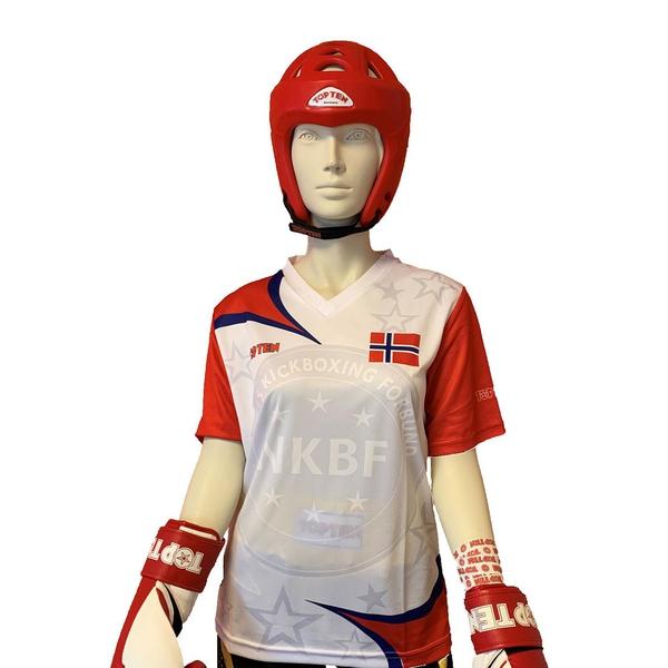 Bilde av TOP TEN NKBF Offisielle Treningsskjorte