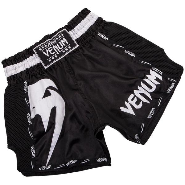 Bilde av VENUM Bangkok Giant Muay Thai shorts - Svart/Hvit