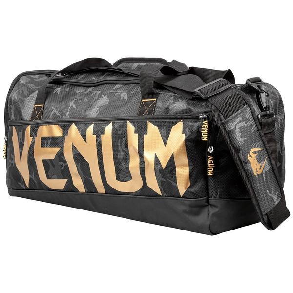 Bilde av VENUM Sparring Sportsbag - Svart/Gull