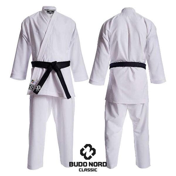 Bilde av BUDO-NORD Vortex Karatedrakt WKF