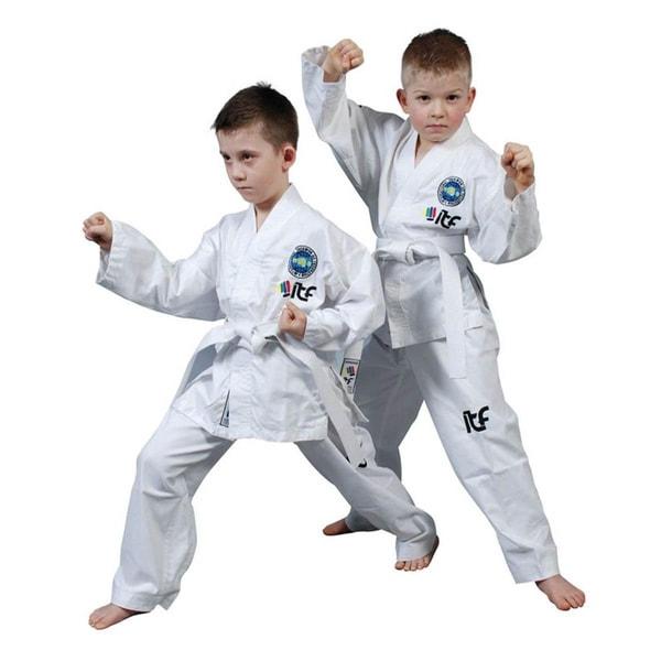 Bilde av TOP TEN Elite Kyong ITF Nybegynnerdrakt for barn