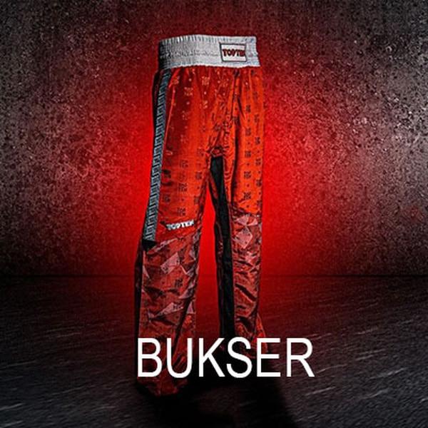 Kickboxingbukser