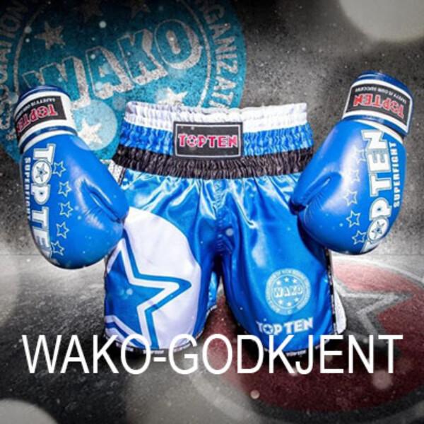 wako godkjent utstyr