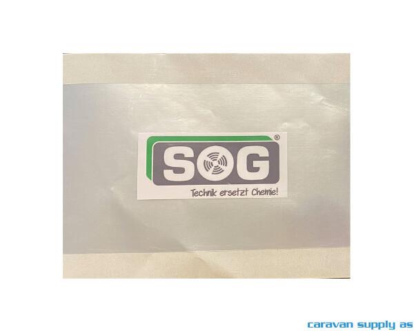 Bilde av SOG tilkoblingssett/tape for ekstra tank C400