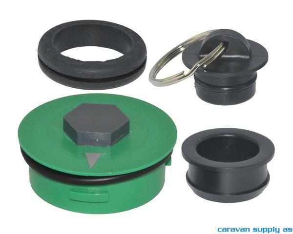 Bilde av SOG tilkoblingssett for ekstra tank C220 0160