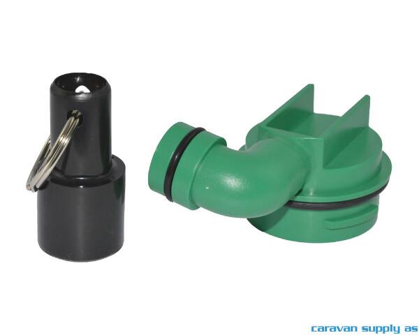 Bilde av SOG tilkoblingssett for ekstra tank C500 0066