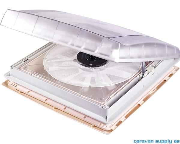 Bilde av Takluke 40x40cm Thule Vent 12V transparent