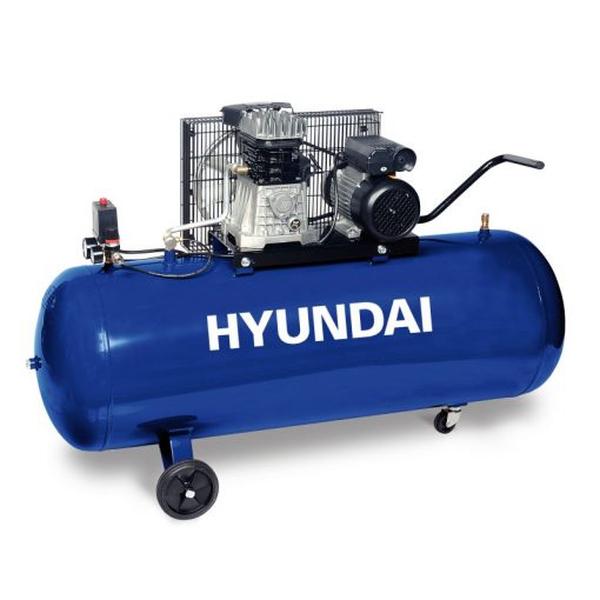 Bilde av HYUNDAI kompressor 200L10Bar (3fas.)