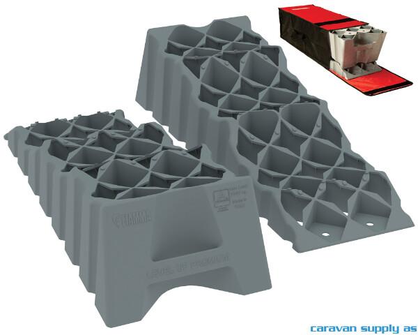 Bilde av Level Up Fiamma Premium 5tonn m/bag grå 2stk