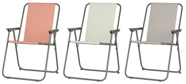 Bilde av Outfit campingstol i ass farger