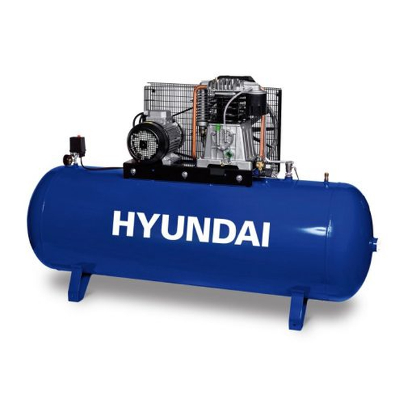 Bilde av HYUNDAI kompressor 500 L 10Bar 3fas.