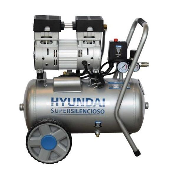 Bilde av HYUNDAI Stillegående kompressor 24 Liter 8 bar