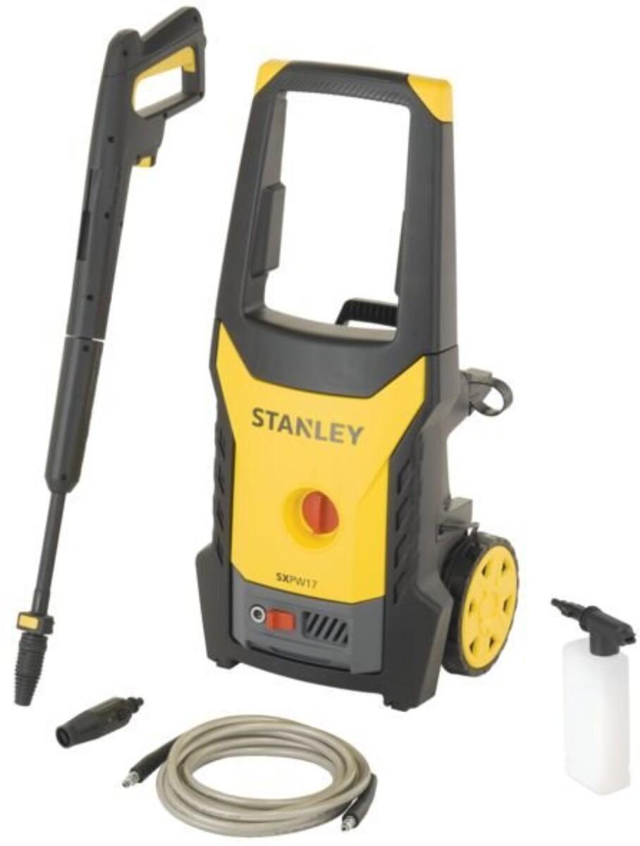 Stanley høytrykksspyler 130bar 1700W