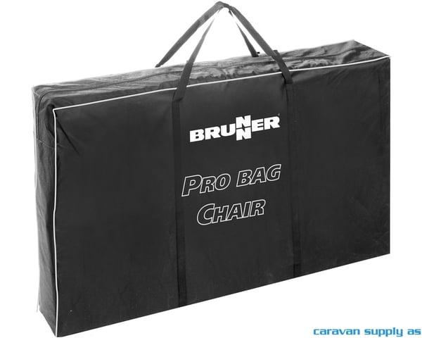 Bilde av Bag Brunner Pro-Bag Chair 120x65x24cm svart