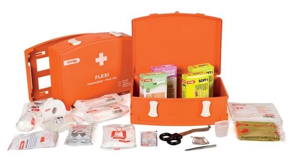 Bilde av Førstehjelpsskrin Flexi Snøgg