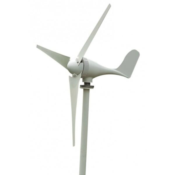 Bilde av SKANBATT Vindturbin 12V 200W m/regulator WTN200S