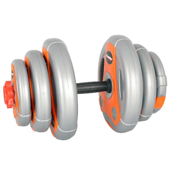 Bilde av Justerbar manual inSPORTline 3-18 kg