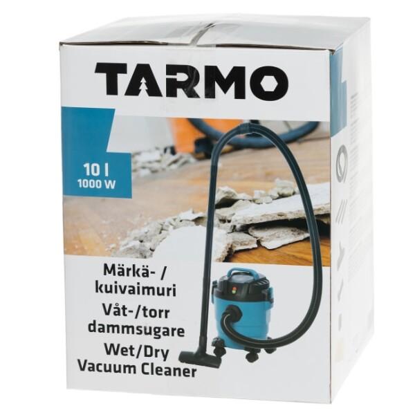 Bilde av TARMO Støvsuger våt og tørr 1000w 10L