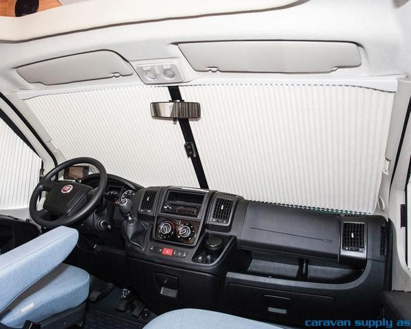 Bilde av Plissegardin REMIfront IV Ducato 2006-11