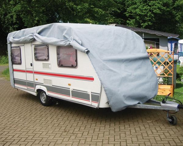 Bilde av Trekk til campingvogn 4-lag L590xB250xH220cm