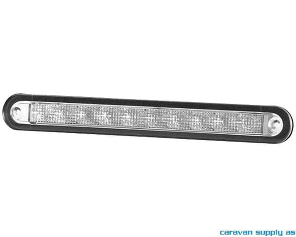 Bilde av Lykt Hella LED 265mm hvit