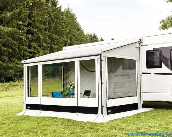 Bilde av Frontvegg Safari Residence G3 L:350cm 275-310cm