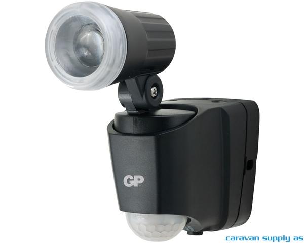 Bilde av Lampe GP Safeguard RF1 m/sensor trådløs inkl.