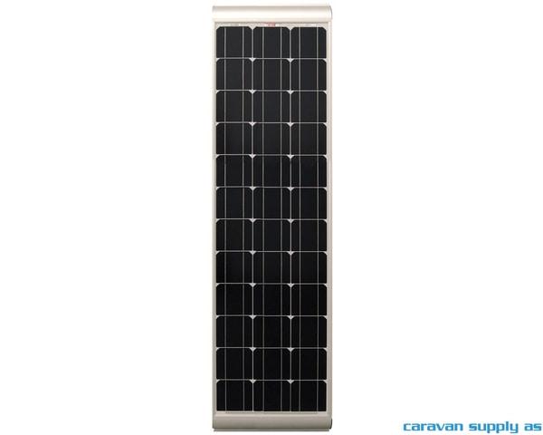 Bilde av Solcellepanel NDS SOLENERGY m/MPPT 100W slim
