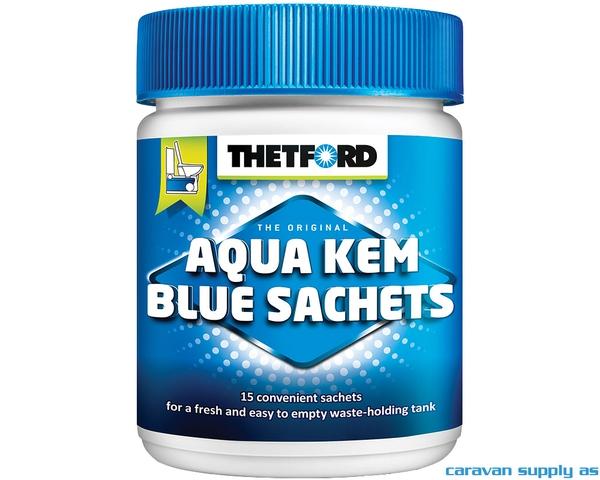 Bilde av Sanitærmiddel Thetford Aqua Kem Sachets 15