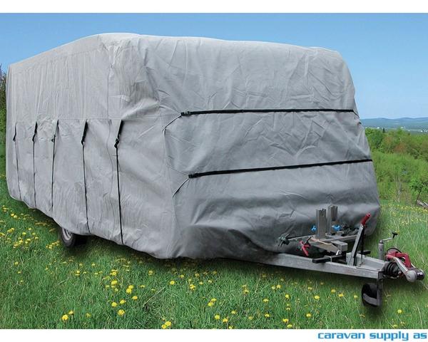Bilde av Trekk til campingvogn 3-lag L699xB223xH218cm