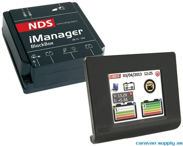 Bilde av iManager NDS m/touch display 12V trådløs