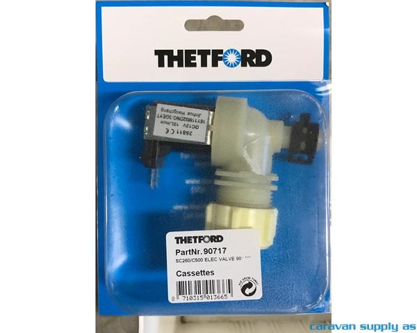 Bilde av Electric valve C263/C503 vinklet 90717