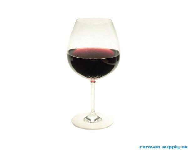 Bilde av Rødvinsglass 47cl klar 2stk
