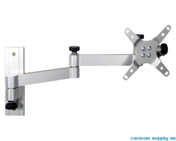 Bilde av TV-feste Carbest XL m/2 armer 16cm 30