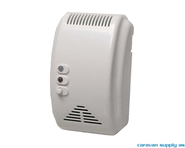 Bilde av Gassalarm Carbest LPG 12V hvit