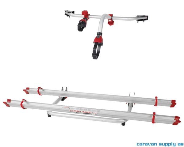 Bilde av Sykkelstativ Carry Bike Garage Standard rød