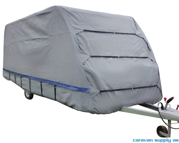 Bilde av Trekk til campingvogn Wintertime L470xB250xH220