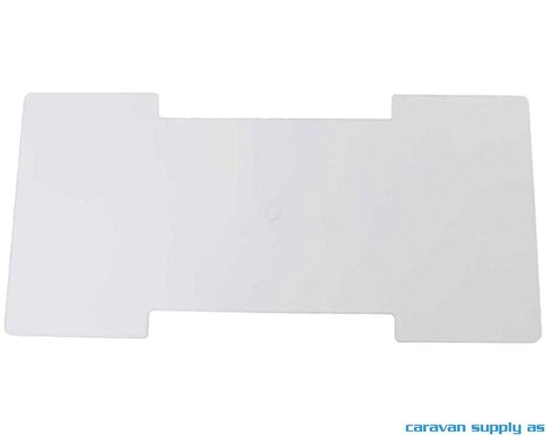 Bilde av Vinterdeksel Thetford stor 480x235mm hvit