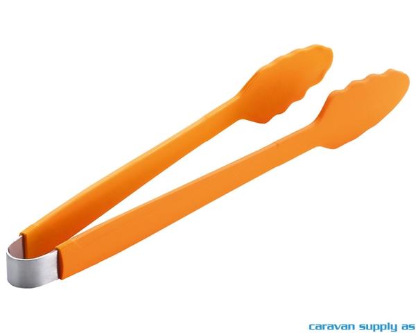 Bilde av Grilltang LotusGrill silikon orange