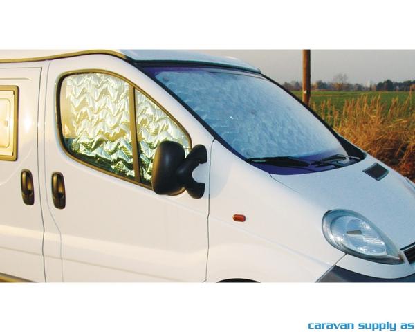 Bilde av Thermomatte innvendig til Ford Custom fra -15