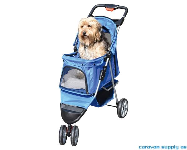 Bilde av Hundevogn sammenleggbar