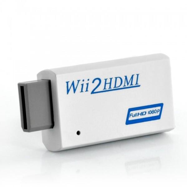 Bilde av HDMI Converter for Nintendo Wii - 1080p Full HD