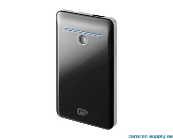 Bilde av Powerbank GP GL343 4000mAh 109 x66x11mm svart
