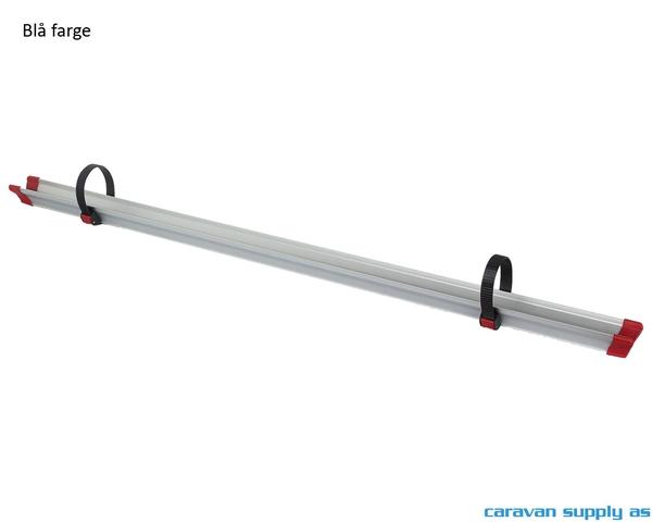 Bilde av Skinne til CB Rail Quick 128cm blå