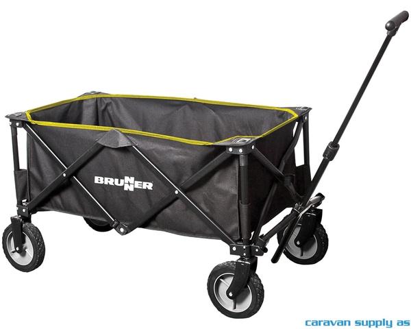 Bilde av Tralle Brunner Cargo Compact sammenleggbar svart